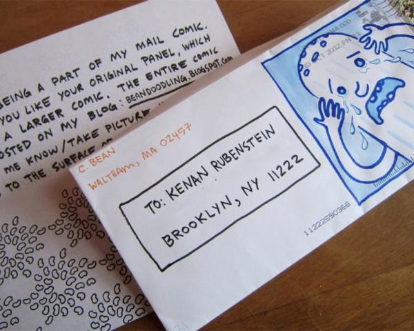 MailComic