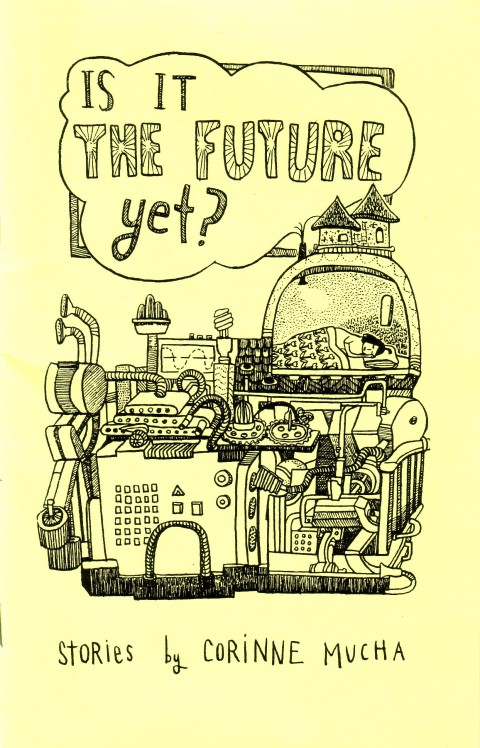 is it the future yet cover