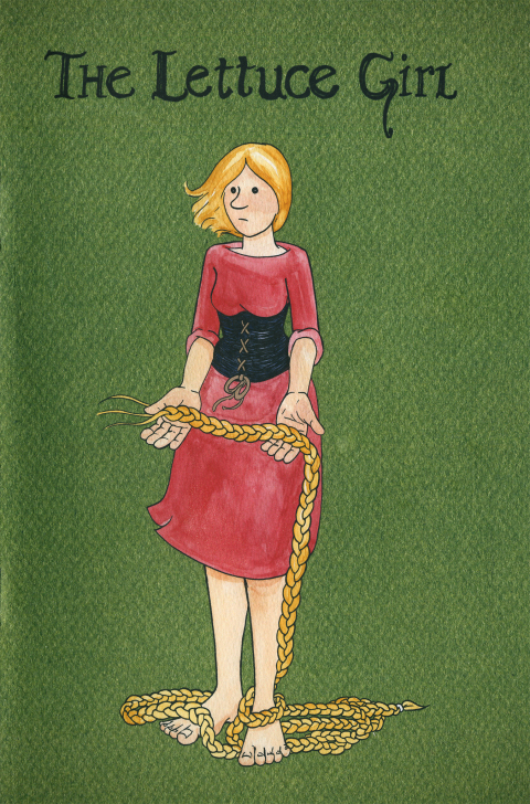 The Lettuce Girl, Chapter Four by Sophia Wiedeman