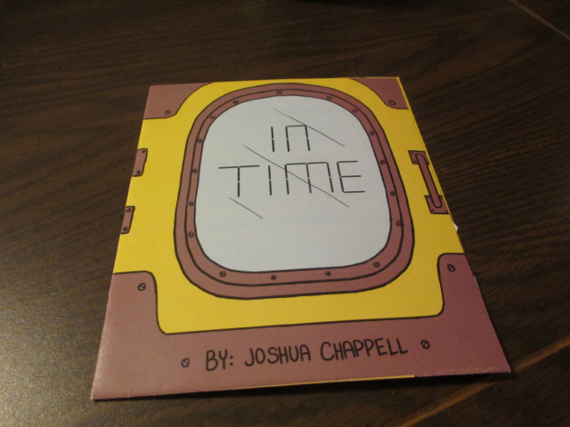 In Time by Joshua Chappell