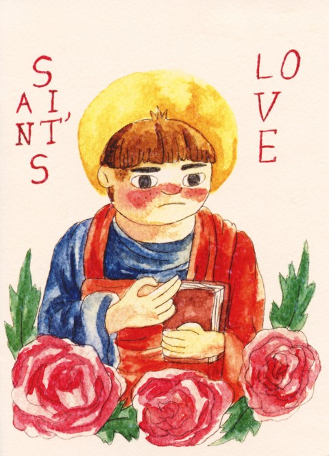 Saints Love by Krystal DiFronzo